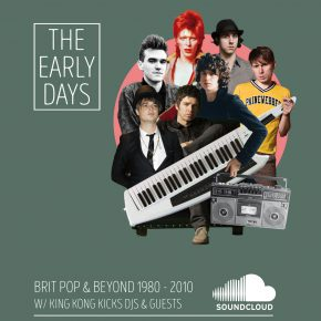 THE EARLY DAYS - TAPE#1