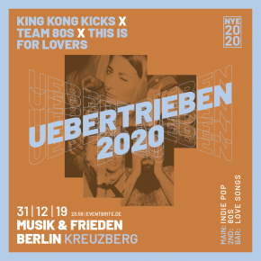 NYE 2020 - SILVESTER IN BERLIN