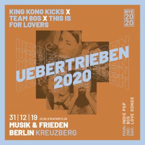 NYE 2020 - SILVESTER IN BERLIN